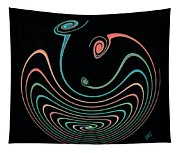 Springy Square Tapestry