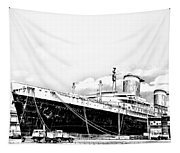 Ss United States Tapestry