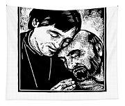 St. Aloysius Gonzaga - Jlalg Tapestry