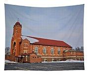 St Bernards Church Tapestry