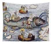 St. Brendan: Mass Tapestry