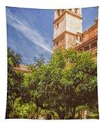 St Jerome Cloister Granada Tapestry