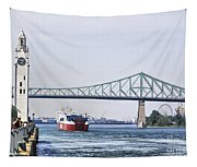 St Lawrence And Laronde Tapestry