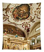 St. Louis Cathedral 2 Tapestry