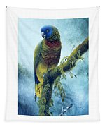 St. Lucia Parrot - Majestic Tapestry