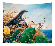 St. Lucia Whiptail Tapestry
