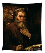 St Matthew And The Angel Tapestry