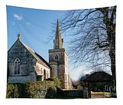 St Michael And All Angels Church -- Little Bredy Tapestry