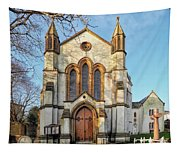 St Michael And St George R.c Church - Lyme Regis Tapestry