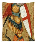 St Michael And The Dragon Tapestry