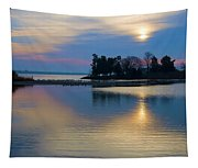 St. Michael's Sunrise Tapestry