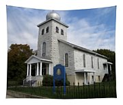 St Nicholas Church Saint Clair Pennsylvania Tapestry