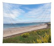 St Ouen's Bay Jersey Tapestry