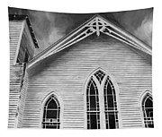 St Peter United Methodist Church-digital Art Tapestry