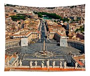 St Peter's Square Tapestry