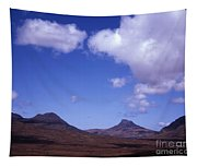 Stac Pollaidh Inverpolly National Nature Reserve Wester Ross Scotland Tapestry