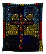 Stained Glass Reworked Tapestry