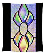 Stained Glass Watercolor Tapestry