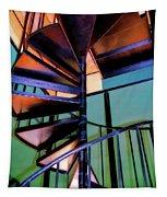 Stairway Bright Tapestry