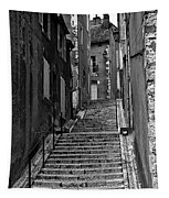 Stairway In France Tapestry