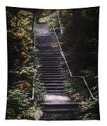 Stairway Tapestry