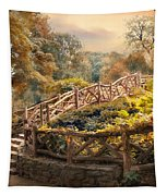 Stairway To Heaven Tapestry by Jessica Jenney