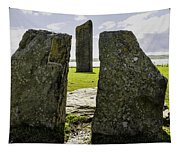 Standing Stones Of Stenness Tapestry