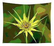 Star Flower Tapestry