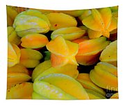 Star Fruit Tapestry