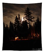 Star Lit Camp Tapestry