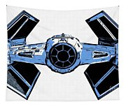 Star Wars Tie Fighter Advanced X1 Tapestry