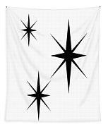Starburst 1 Trio  Tapestry
