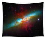 Starburst Galaxy M82 Tapestry