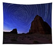 Stars Above The Moon Tapestry