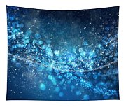 Stars And Bokeh Tapestry