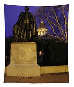 State Capitol Building - Concord New Hampshire Usa Tapestry