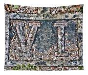 Station 6 Faded - San Juan Capistrano Tapestry