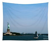 Statue Of Liberty Tapestry