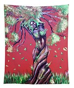 Stay Rooted- Stay Grounded Tapestry