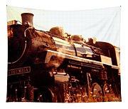 Steam Engine 3716 Tapestry