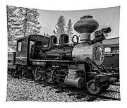Steam Locomotive 5 Tapestry