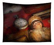 Steampunk - 9-14  Tapestry