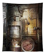 Steampunk - Silent Into The Night Tapestry
