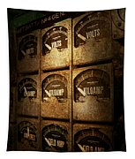 Steampunk - Naval - Electric - Power Grid Tapestry