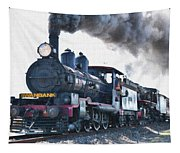 Steamtrain To Carltoncreekhurst L B Tapestry