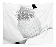 Steel Magnolia 47 - Bw - Water Paper Tapestry