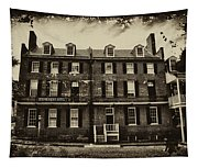 Stephenson's Hotel - Harpers Ferry Tapestry