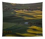 Steptoe Butte 16 Tapestry