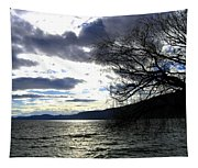 Sterling Silver Sunset Tapestry