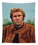 Steve Mcqueen Painting Tapestry